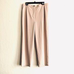 Good Luck Gem  beige dress pants trousers size XL